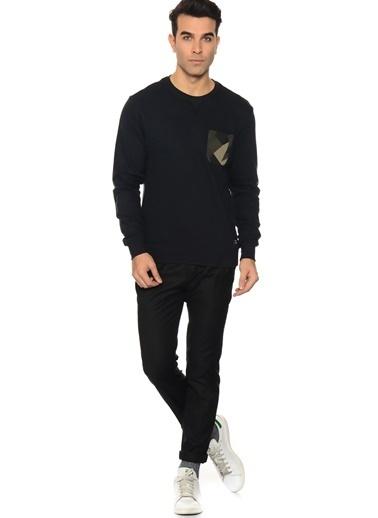 Blend Sweatshirt Siyah